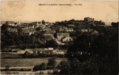 Granges-le-Bourg (Haute-Saone) - Vue Sud - Granges-le-Bourg