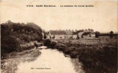 Raze - Le ruisseau du vieux moulin - Raze