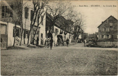 Haut-Rhin - Rechesy - Le Grande Rue - Réchésy