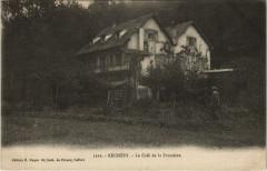 Rechesy - Le Café de la Frontiere - Réchésy