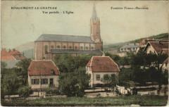 Rougemont-le-Chateau - Vue Partielle - Rougemont-le-Château
