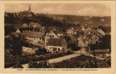 Beaucourt - Vue générale et Rue Saint-Dizier - Beaucourt