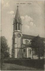 Rechesy - L'Eglise - Réchésy