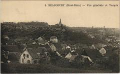 Beaucourt Vue Generale et Temple - Beaucourt