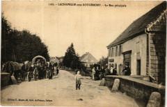 Lachapelle sous Rougemont - La Rue principale - Lachapelle-sous-Rougemont