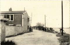 Fleury-d'Aude Les Cabanes et l'Embouchure de l'Aude - Fleury