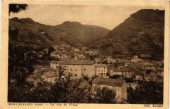 Mas-Cabardes Un coin du Village - Mas-Cabardès