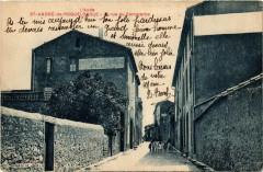 L'Aude Saint-Andre-de-Roquelongue La rue du Commerce - Saint-André-de-Roquelongue