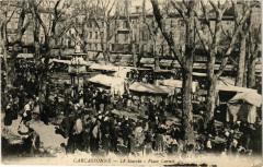 Le Marché - Place Carnot - Carcassonne