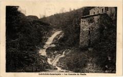 Labécéde-Lauragais - Les Cascades du Moulin - Labécède-Lauragais