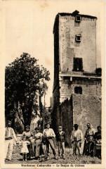 Ventenac Cabardés - Le Donjon du Chateau - Ventenac-Cabardès