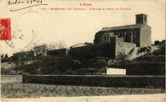 Barbaira prés Capendu-L'Eglise et Reste du Chateau - Barbaira