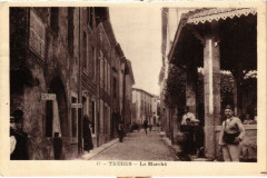 Trébes-Le Marché - Trèbes