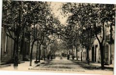 Saint-Laurent-de-la-Cabrerisse (Aude) -Avenue Maréchal Jofre - Saint-Laurent-de-la-Cabrerisse