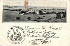 Mairie de Villegailhenc (Aude) - Villegailhenc