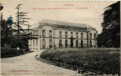 L'Aude-Ricaud prés Labastide-d'Anjou-Le Chateau - Labastide-d'Anjou