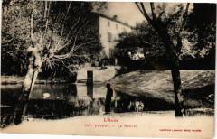 L'Aude-Pezens-Le Moulin - Pezens