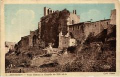 Montbazin Vieux Chateau et Chapelle - Montbazin