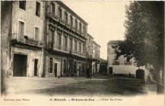 Hérault - Saint-Jean-de-Fos - L'Hotel des Portes - Saint-Jean-de-Fos
