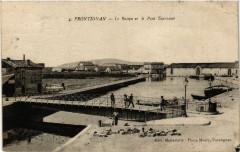 Frontignan - Le Bassin et le Pont Tournant - Frontignan
