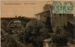 Cazouls-les-Béziers - Pont de Fontairal - Cazouls-lès-Béziers