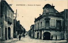 Montbazin - Avenue de Gigean - Montbazin