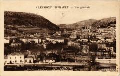 Clermont-L'Herault - Vue generale - Clermont-l'Hérault