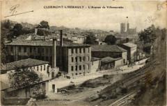 Clermont-L'Herault - L'Avenue de Villeneuvette - Clermont-l'Hérault