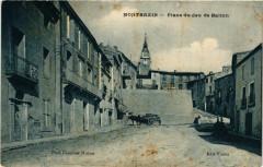 Montbazin -Place du Jeu de Ballon - Montbazin