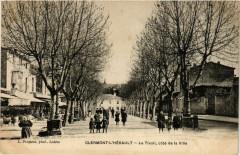 Clermont-L'Herault - Le Tivoli, cote de la Ville - Clermont-l'Hérault