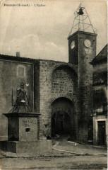 Pouzols (Herault) - L'Eglise - Pouzols