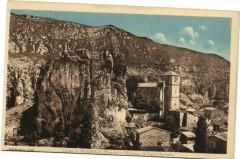 Cirque de Moureze (Hérault) -et Montagne Saint-Jean d'Aureillan - Mourèze