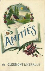Amités de Clermont-L'Hérault - Clermont-l'Hérault