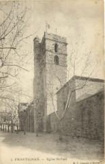 Frontignan - Eglise Saint-Paul - Frontignan