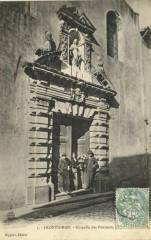 Frontignan - Chapelle des Pénitense . . . . - Frontignan