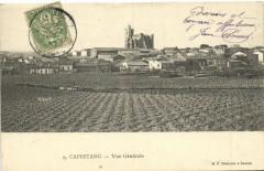 Capestang - Vue générale - Capestang