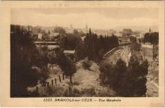 Bagnols sur Ceze - Vue générale - Bagnols-sur-Cèze