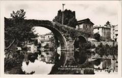 Le Vigan - Vieux Pont gothique sur l'Arre - Le Vigan