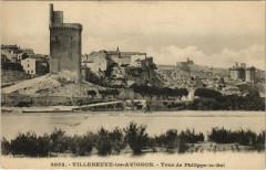 Villeneuve les Avignon - Tour de Philippe-le-Bel - Villeneuve-lès-Avignon