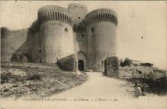 Villeneuve-les-Avignon - Le Chateau - L'Entrée - Villeneuve-lès-Avignon