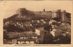 Villeneuve les Avignon - Vue générale et Fort Saint-Andre (Xv siecle) - Villeneuve-lès-Avignon