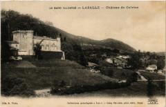 Le Gard Illustré - Lasalle - Chateau de Calviac - Lasalle