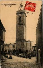 Beauvoisin - L'Horloge - Beauvoisin