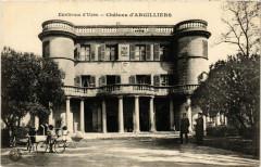 Environs d'Uzes - Chateau d'Argilliers - Argilliers