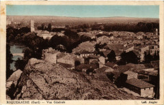 Roquemaure - Vue Générale - Roquemaure