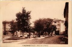 Roquemaure - Place de la Mairie - Roquemaure