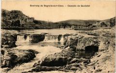 Environs de Bagnols-sur-Ceze - Cascade de Sautadet - Bagnols-sur-Cèze