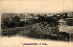 Bagnols-sur-Ceze - Vue générale - Bagnols-sur-Cèze