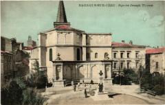Bagnols-sur-Ceze - Square Joseph Thome - Bagnols-sur-Cèze