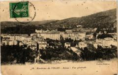 Environs du Vigan - Aveze - Vue générale - Avèze